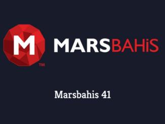 Marsbahis 41